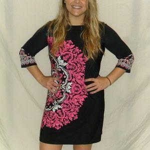 Maggy London Dresses - Black pattern dress